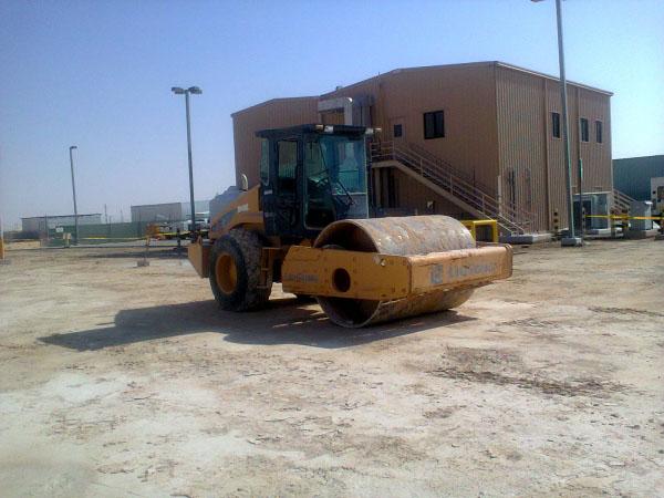 Preparation for asphalting