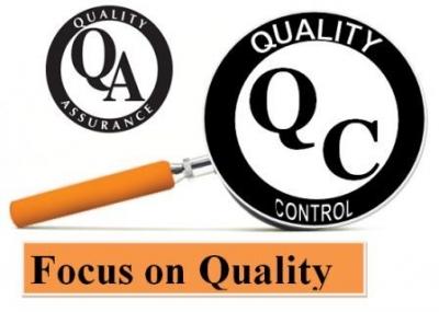 QA/QC Program