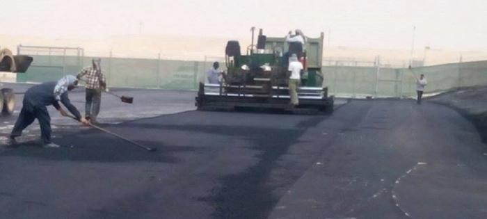 OSB new yard @ hawiyah